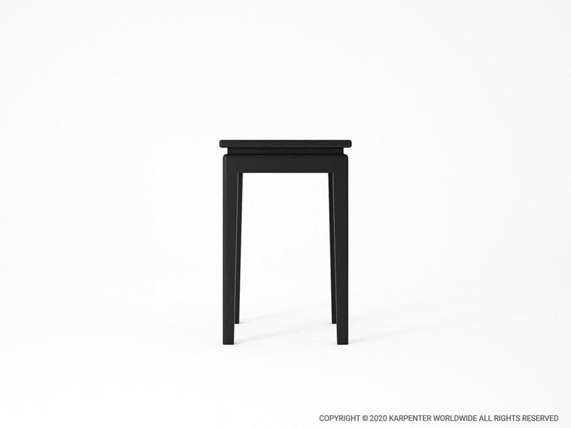 Twenty Twenty Side Table - Satin Black