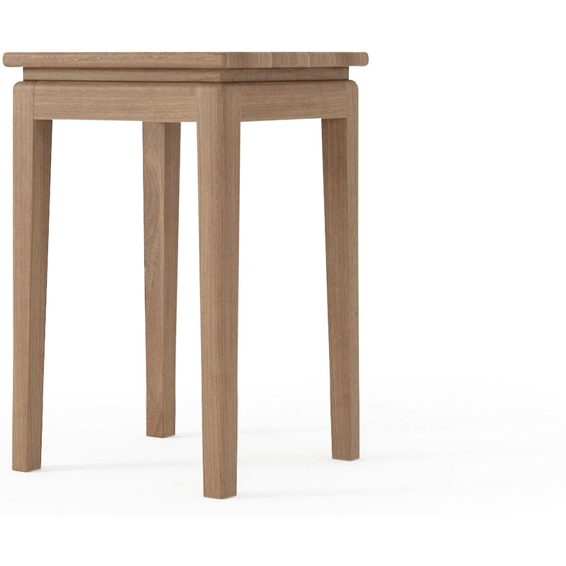 Twenty Twenty Side Table -  FSC Recycled Teak