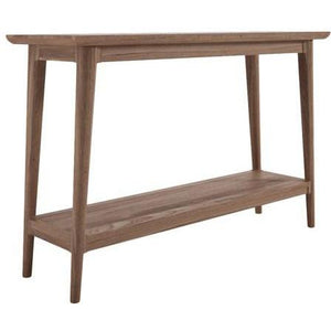 Vintage Console 1 Shelf - FSC Recycled Teak