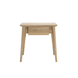 Vintage Bedside European Oak-Indoor Furniture-Karpenter-Neutral Oak Wood-European Oak-SLH AU