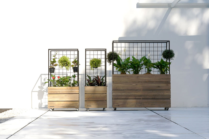 Aiko Planter Rectangle