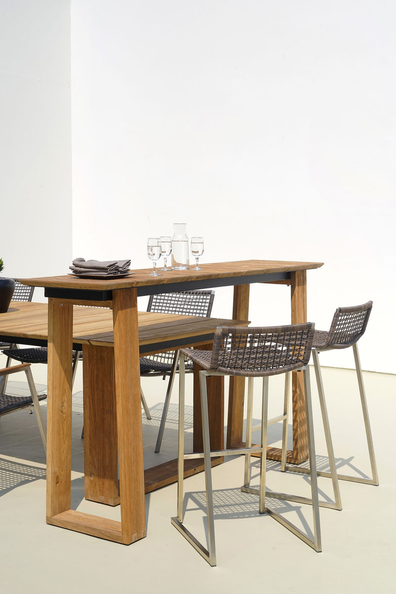 Big Daddy Window Bar Table 180cm