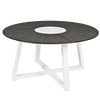Baia Round Dining Table 150 cm - HPL