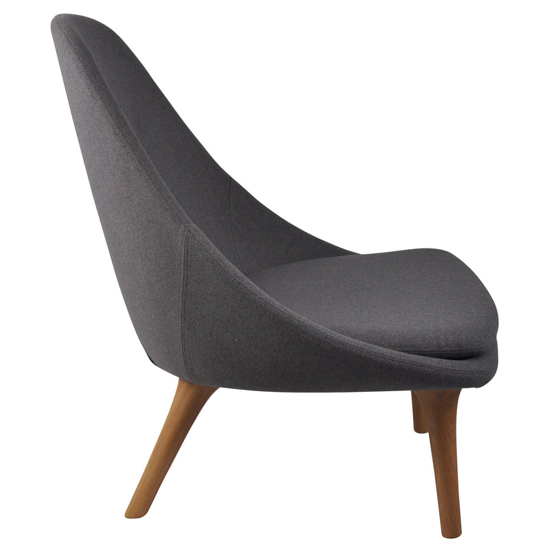 Tundra Lounge Chair Oak | Telegrey