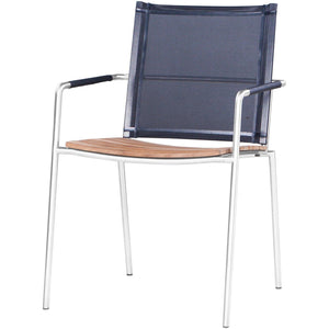 Meika Stacking Chair - Sling