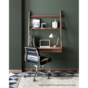 Simply City Hanging Desk - FSC RecycledTeak