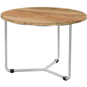 Meika Side Table - Teak