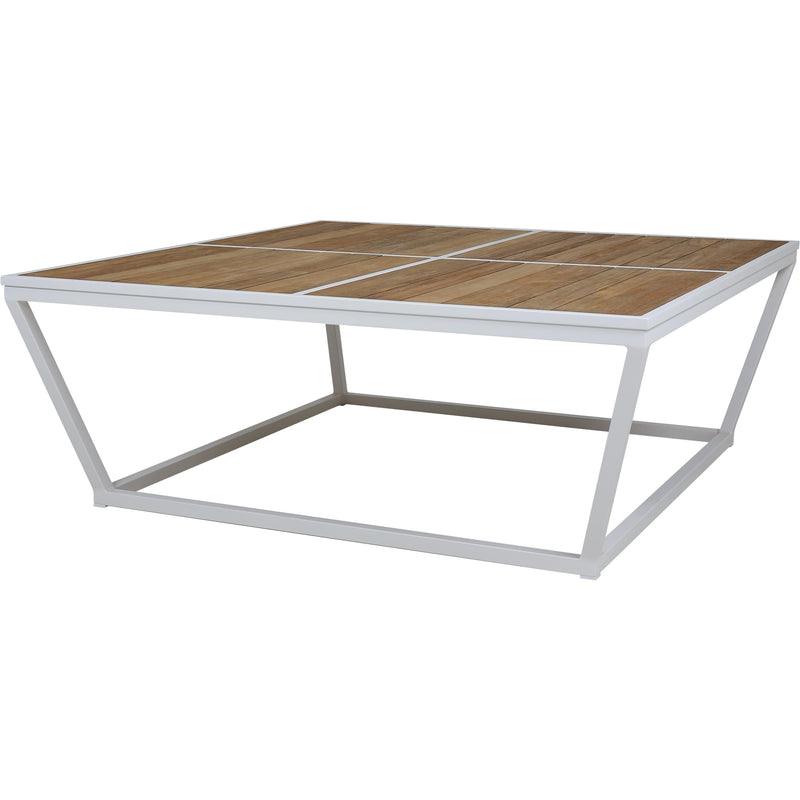 Bondi Large Square Coffee Table - Teak