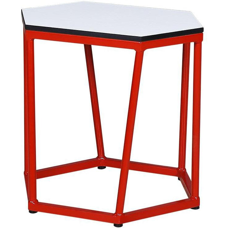Polygon Small Side Table - HPL