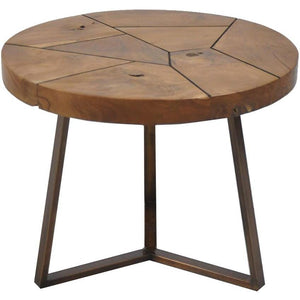 Flutted Coffee Table
