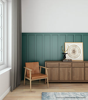 Solid Sideboard - European Oak