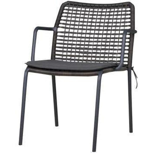 Manda Stacking Chair - Wicker