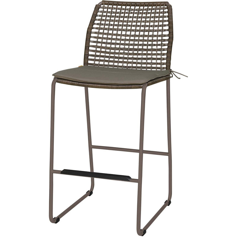 Manda Armless Bar Chair