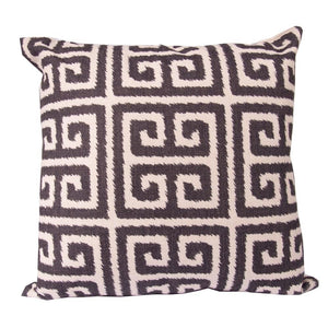 Zaliki Cushion Cover - Black