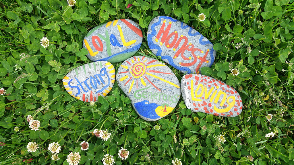 Natural Earth Paint Natural Mother S Day Craft Ideas
