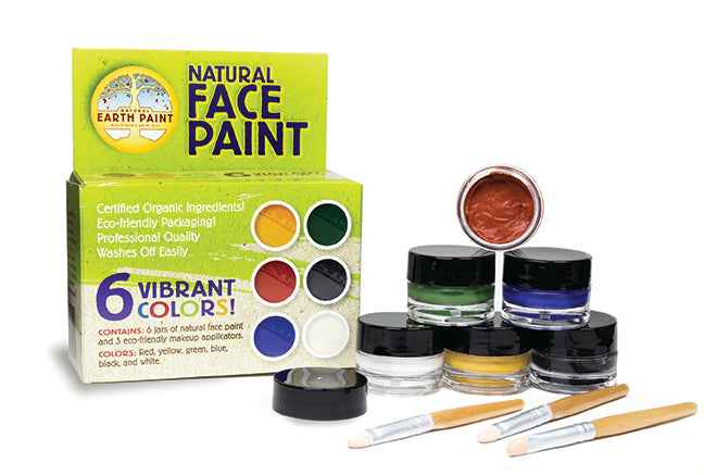 Natural Face Paints