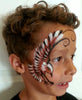 Bird Face Paint