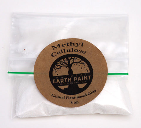 Methyl Cellulose (Natural Adhesive)