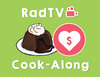 RadTV E-Kit Fundraiser for COVID-19 Relief: Chocolate Volcano Cakes