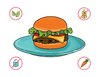 Dietary Modifications for Earth Burgers