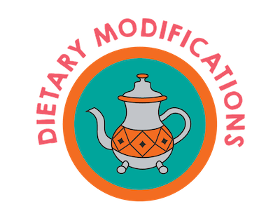 Dietary Modifications for Made in Morocco