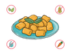 Dietary Modifications for Sweet Potato Gnocchi