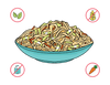 Dietary Modifications for Yakisoba Noodles