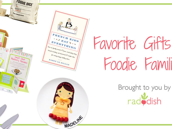 Favorite Gifts for Foodie Families