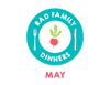 Rad Family Dinners: May - Family Game Night