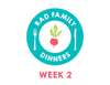 Rad Family Dinners: Week 2 - Dinner and a Movie
