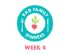Rad Family Dinners: Week 4 - Take-out / Take-in