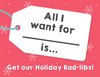 Holiday Rad-libs