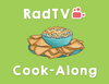 RadTV: Cheesy Spinach Dip & Pita Chips