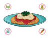 Dietary Modifications for Chicken Parmesan