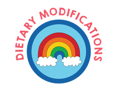 Dietary Modifications for Cook the Rainbow