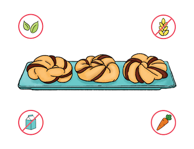 Dietary Modifications for Nordic Cinnamon Buns