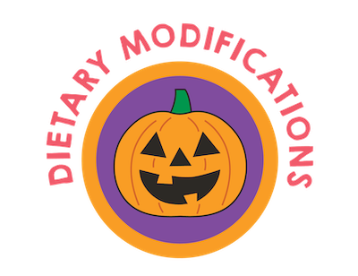 Dietary Modifications for Spooky Kitchen