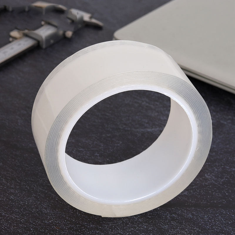 0.5mm Waterproof Transparent Adhesive Tape Traceless Sticky Tape Kitchen Sink Toilet Gap Strip Mildew Proof Water Seal Sticker