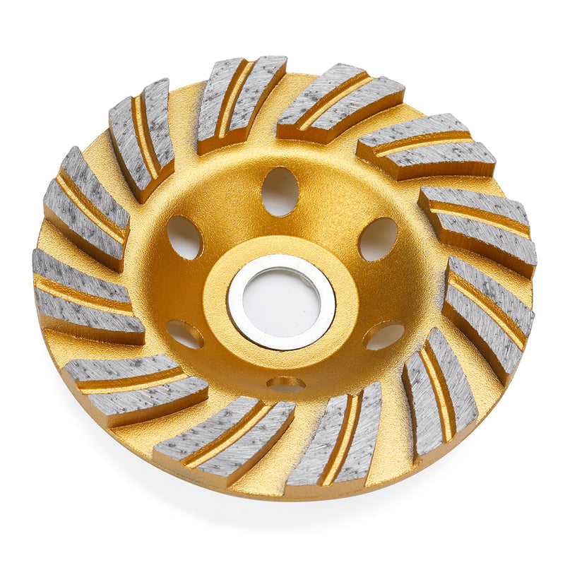 100mm Diamond Segment Bowl Grinding Wheel Cup Cutting Disc For Grinder Concrete Granite Stone