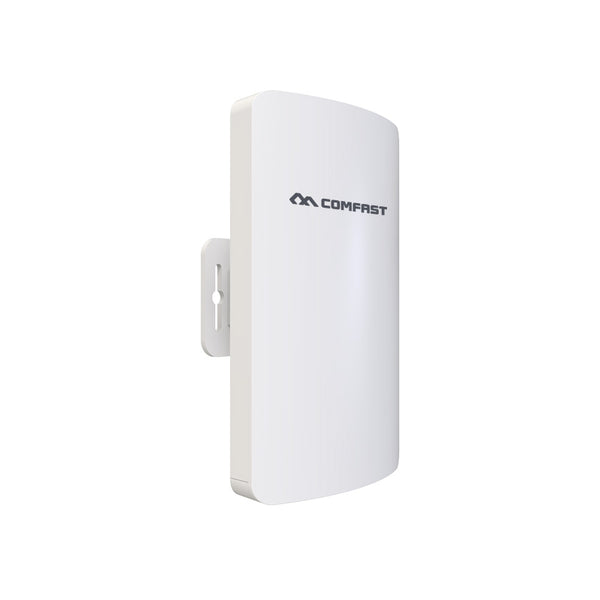 Comfast Outdoor CPE 5.8G 300Mbps Wireless Bridge Wifi Repeater Amplifier 3KM Point to Point Wifi Transmission  Router