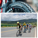 CHAOYANG Cobra H486 700x23c 23-622 120TPI Collapsible Road Cycling Bicycle Tire