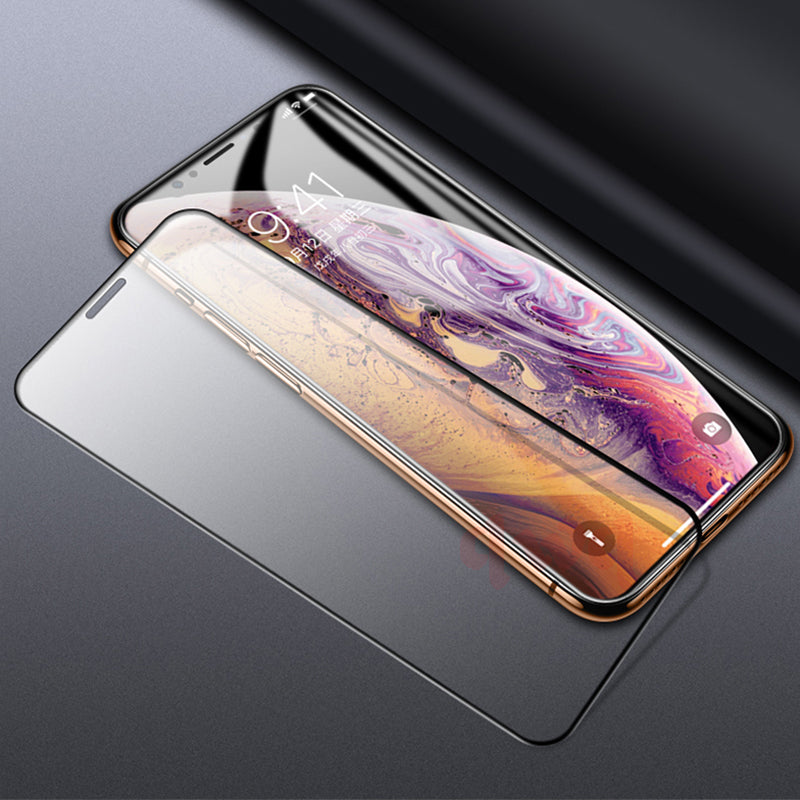 Cafele True 6D Curved Edge Tempered Glass Screen Protector For iPhone X/iPhone XS