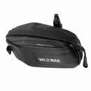 0.8L Waterproof Tail Rear Tube MTB Bike Cycling Bicycle Bag Wear Resistance EVA