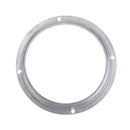 100MM Waterproof 60 Degree Optical Glass Lens + Aluminum Ring + Plastic Circle For 20W-100W High Power LED Chip