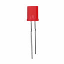 1000pcs 2*5*7mm Square LED Red Light-emitting Diode 2X5X7 LED Diode