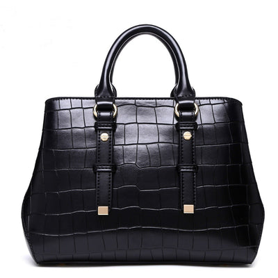 Femina Genuine Leather Handbag