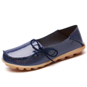 Women's Casual Flats Moccasins Ladies