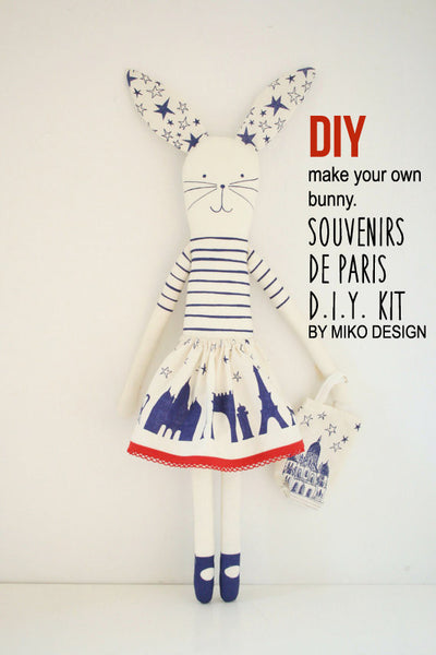 Paris Bunny DIY kit