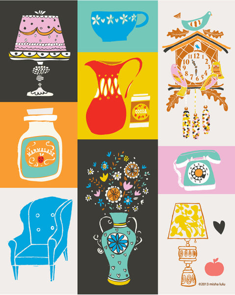 FAVORITE THINGS print