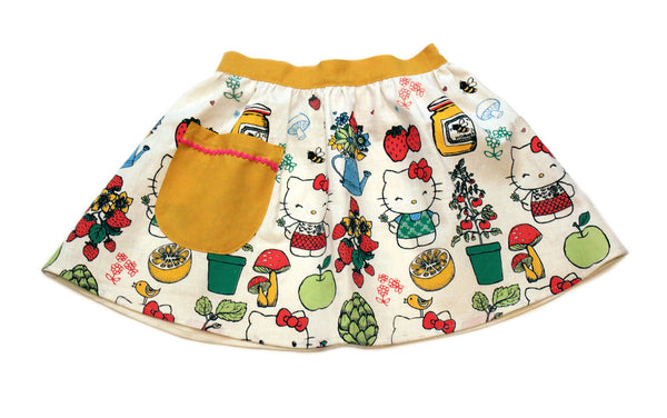 TABLE CLOTH SKIRT.